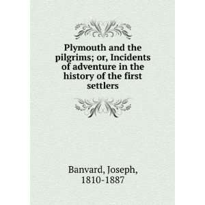 Plymouth and the pilgrims; or, Incidents of adventure in