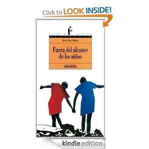 Fuera del alcance de los niños (Inconfesables) (Spanish Edition