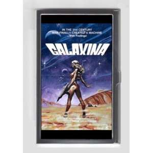 GALAXINA 1980 DOROTHY STRATTEN, WILLIAM SACHS Credit/Business Card