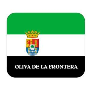 Extremadura, Oliva de la Frontera Mouse Pad