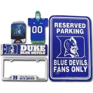 Duke Blue Devils Die Hard Fan Pack