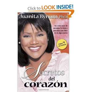 Of The Heart (Spanish Edition) [Paperback] Juanita Bynum Books