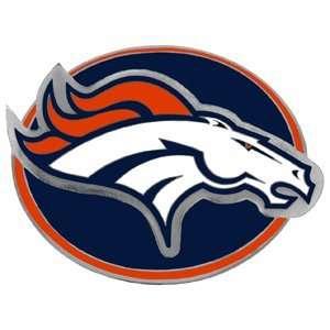 NFL Denver Broncos Hitch Cover   Class III Logo Sports