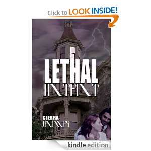 Start reading Lethal Intent on your Kindle in under a minute . Don