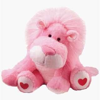 Roarrik Sr. the Big Love Lion from Russ Berrie Toys
