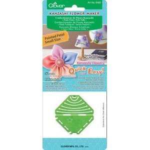 Quilting Kanzashi Flower Maker Pointed Petal Small Arts