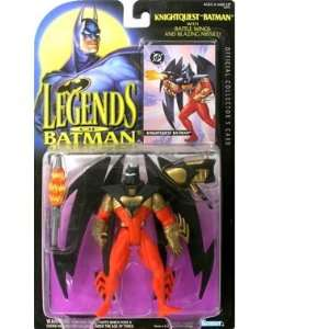 Legends of Batman Knightquest Batman Action Figure: Toys