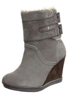 Björn Borg HILLYARD   Wedge Ankle Boots   grey   Zalando.co.uk