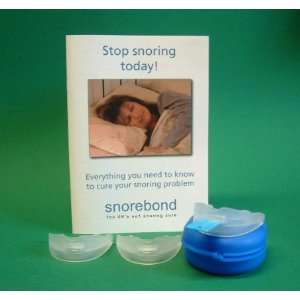 snoring cure the Snorebond anti snoring device(Similar to Snore Wizard