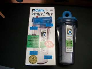 Campbell Whole House Water, Sediment Filter 1PS B *NEW*