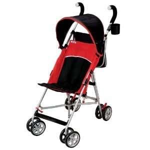 Tour Sport Reclining Umbrella Stroller   Red/Black: Baby