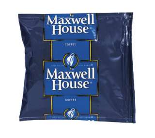 maxwell house coffee regular ground 1 1 5 oz special delivery filter