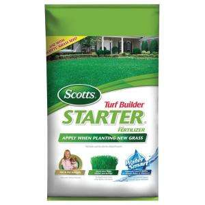Builder 49.78 Lb. Starter Brand Fertilizer 20814 at The Home Depot