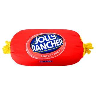 Cherry Jolly Rancher Microbead Pillow in Toys, Games & Souvenirs at