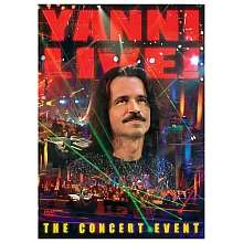 Yanni Live The Concert Event DVD   shopPBS.org
