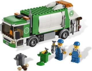 NEW 2012 LEGO CITY GARBAGE TRUCK 4432,NEW&SEALED,ON HAND, GREAT