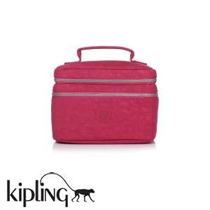 Kipling Bags   Kipling Soft Box Vanity Case   Antique Fushia