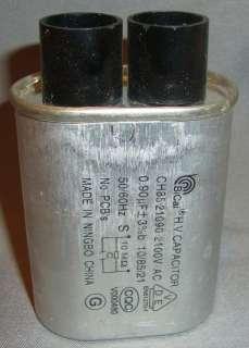 BaCai 0.90 uF H.V. Capacitor CH85 21090 2100 AC