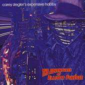 Carey Ziegler   Adventures of Elliott Finesse CD Cover Art