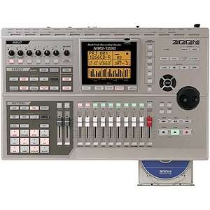 Zoom MRS 1266 CD Digital Multi Track Recorder with CD Burner