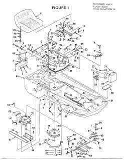 Belt Diagram John Deere 42in Deck Mower 378113 additionally Belt Diagram Scotts 25 Hp 46 Deck 668579 furthermore OMM145864 I111 in addition Statesman Lawn Mower Parts Diagram moreover 42 Inch Troy Bilt Wiring Diagram. on john deere 111 brake diagram