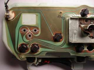 part should fit 1978 1980 Chevy and GMC trucks. Printed Circuit is