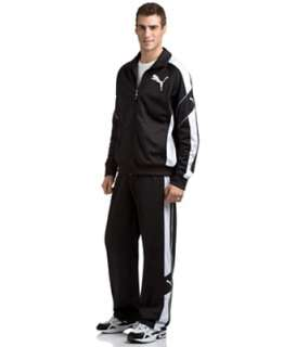 Puma Tricot Track Jacket and Pants   Apparel Puma Active   Mens