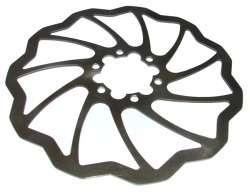 Carver Bikes 160mm TITANIUM Disc Brake Rotor MTB Super Light
