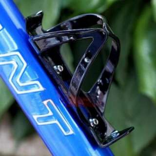 Cycling Bike Sports Bicycle Black Plastic Water Bottle Holder Cages