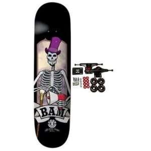ELEMENT Skateboards BAM OLD BONES Complete Skateboard
