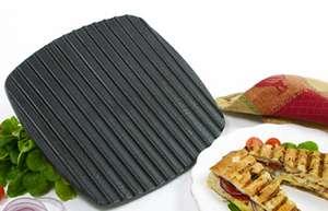 NORPRO Cast Iron Sandwich Grill, Panini Press NEW 028901009632
