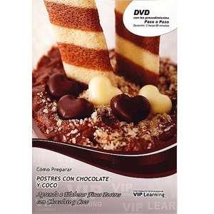 Como Preparar Postres Con Chocolate Y Coco: Aprenda A Elaborar Finos