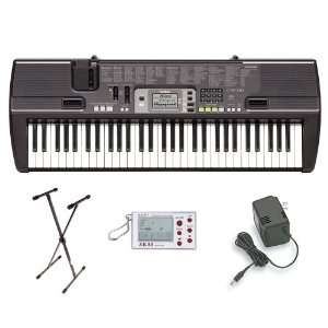 Casio CTK710 Electronic Keyboard Package Musical