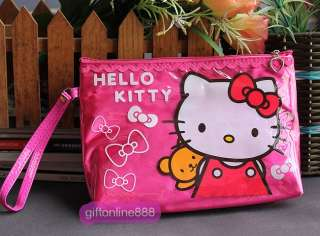 Hello kitty makeup cosmetic pen & pencil bag KT HB30M