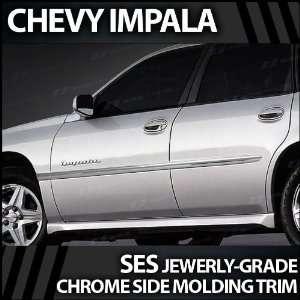 2000 2005 Chevy Impala SES Chrome Door Molding Trim