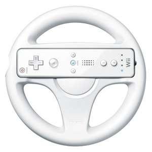 Nintendo Wheel Wii, Wii Steering Wheel, Video Game Steering Wheel