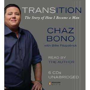 of How I Became a Man (Audio CD) by Chaz Bono n/a  Author  Books