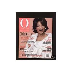O: The Oprah Magazine March 2003: Amy Gross/Gayle King: Books