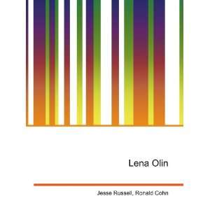 Lena Olin: Ronald Cohn Jesse Russell: Books