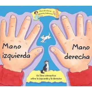 Mano izquierda, Mano derecha Left Hand, Right Hand (Spanish Edition