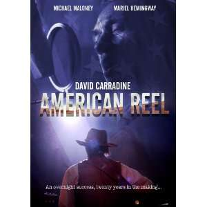 American Reel: MARIEL HEMINGWAY, MICHAEL MALONEY DAVID