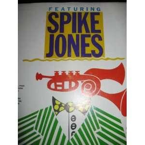 Rare LP Featuring Spike Jones Spike Jones Music
