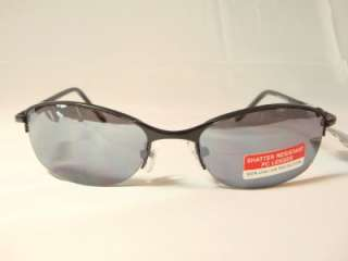 Foster Grant Sport ladies gun metal black Sunglasses