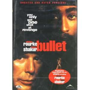 Bullet Mickey Rourke, Tupac Shakur, Ted Levine, Adrien