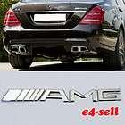 Mercedes Benz AMG Logo Badge Emblem CL SL ML BC Truck Lip Grill