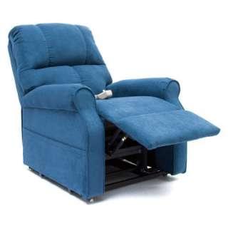 waldron 3 position reclining power lift chair chestnut leath