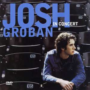 Walmart Josh Groban Live In Concert (CD/DVD), Josh Groban Pop