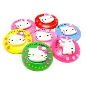 pcs) Mixed Round Hello Kitty 22MM Resin Flatback Scrapbooking Cabochon