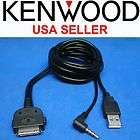 kenwood kca ip22f ipod iphone interface link usa seller returns