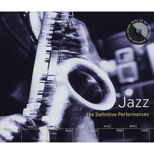 Jazz The Definitive Performances (2CD), Various Artists Wal Mart CD